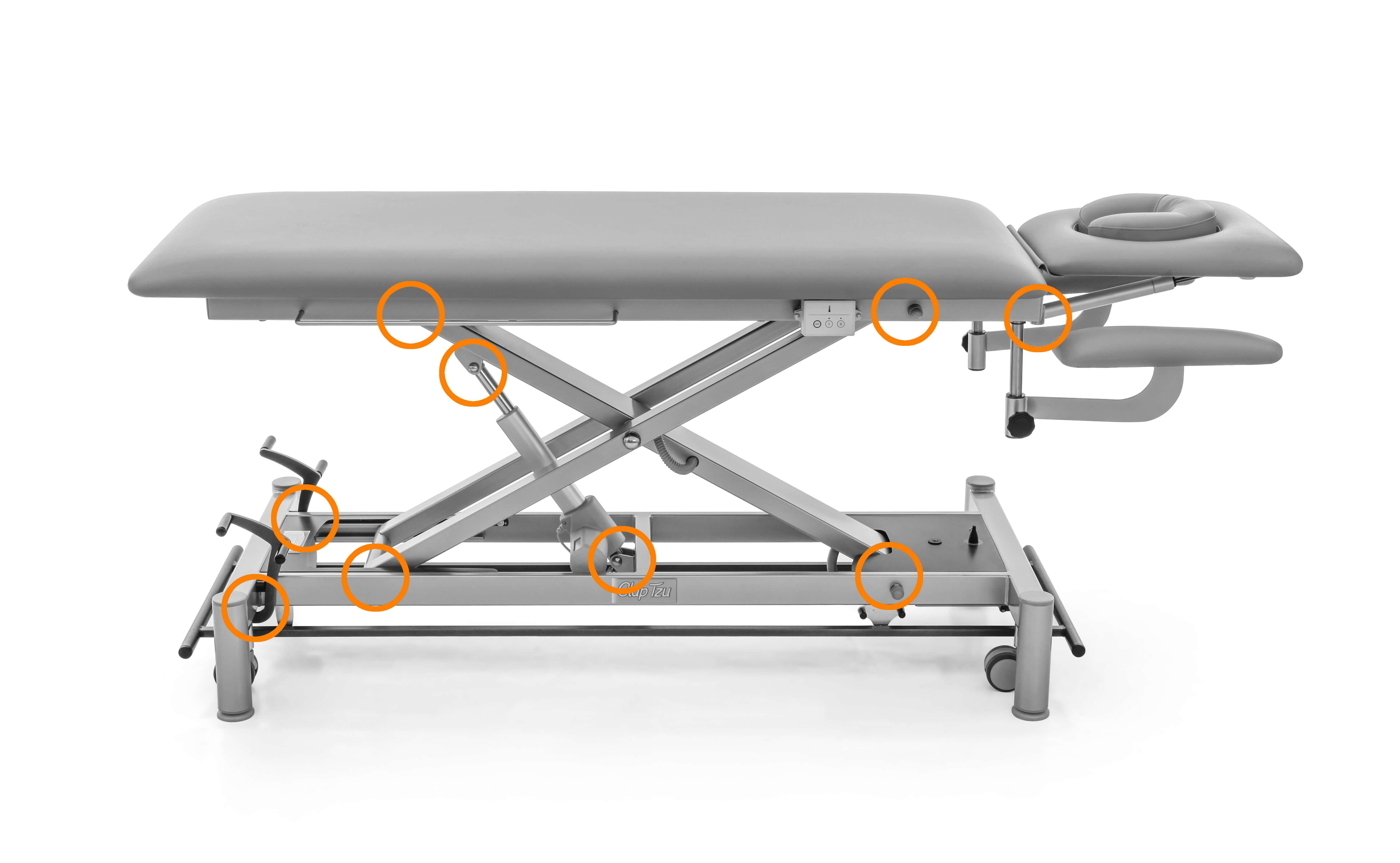 OSLO-Profil-bewegliche-Teile